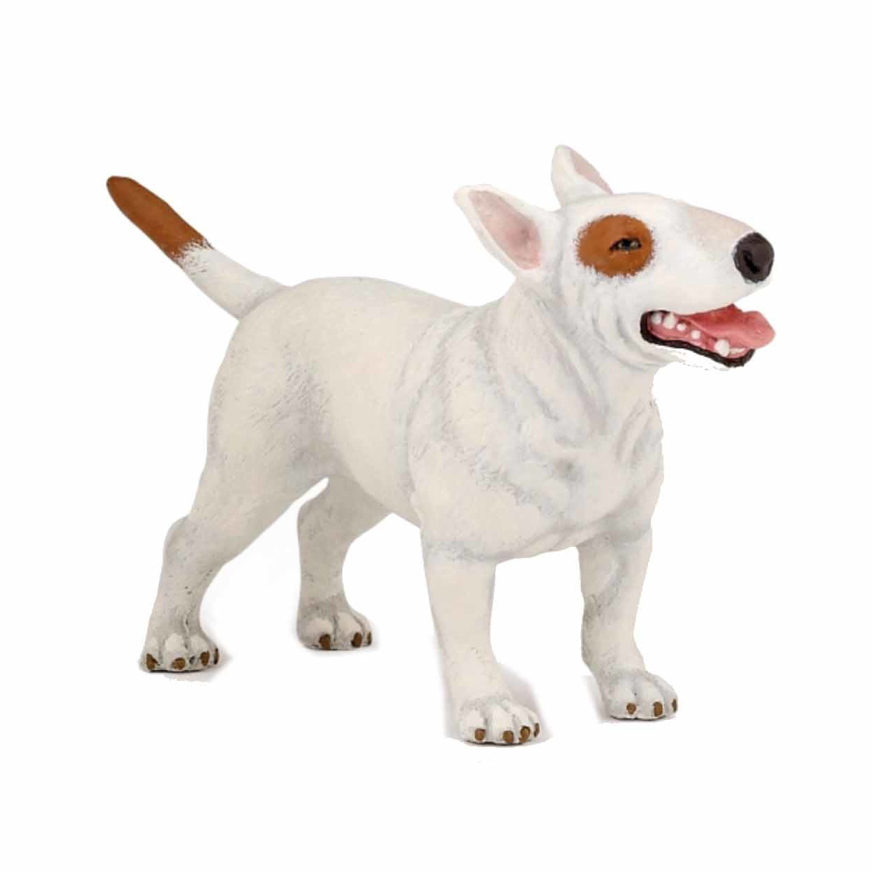Plastic speelgoed figuur Bull Terrier 9 cm