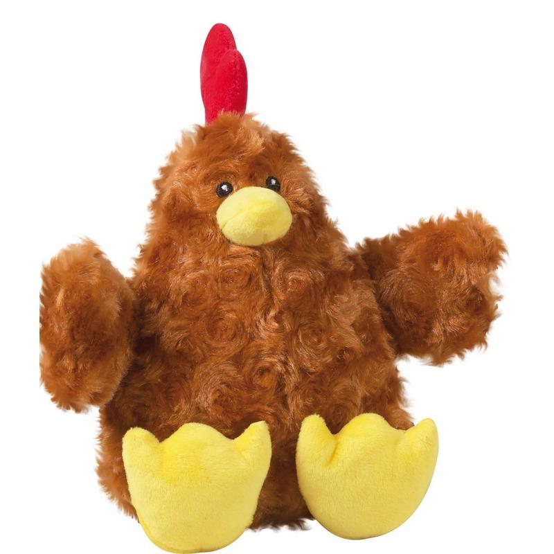 e48239faac3d12 Pluche bruine kip knuffel 25 cm bestellen voor € 9.95 bij het ...