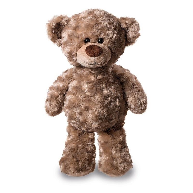 Pluche knuffel teddybeer knuffel 24 cm