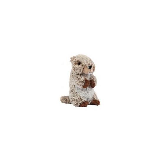 Pluche marmot knuffel 22 cm