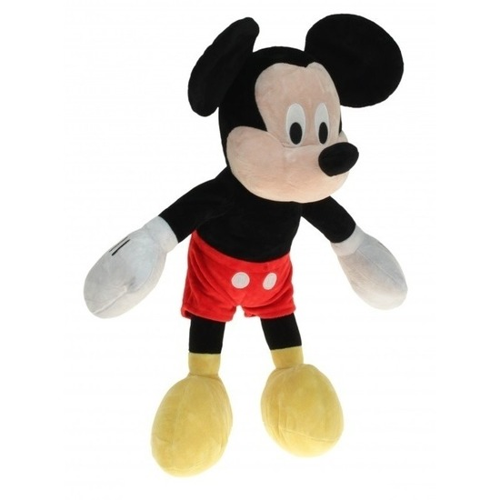 Pluche Mickey Mouse knuffel 40 cm
