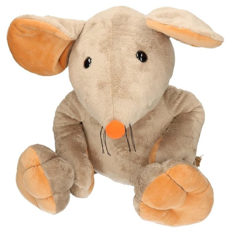 9b0add6ec8620f Grijs met zwarte rat knuffel 58 cm bestellen voor € 59.95 bij het ...