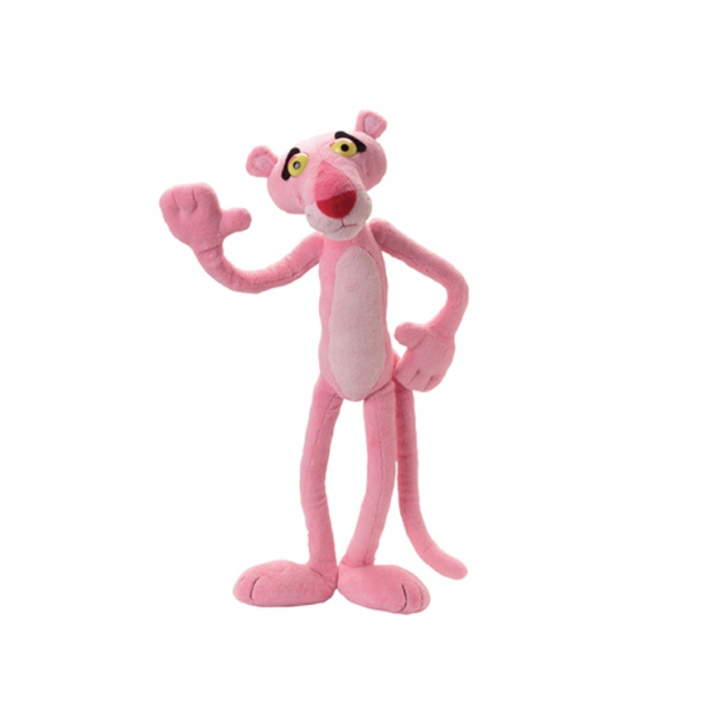 Pluche Pink Panther knuffel 47 cm