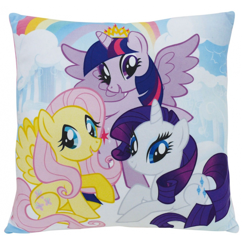 Sier/Bankkussens My Little Pony thema 35 x 35 cm