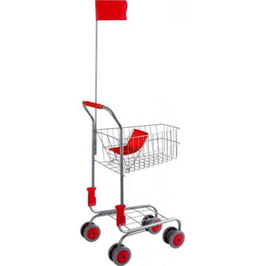 Speelgoed winkelwagen