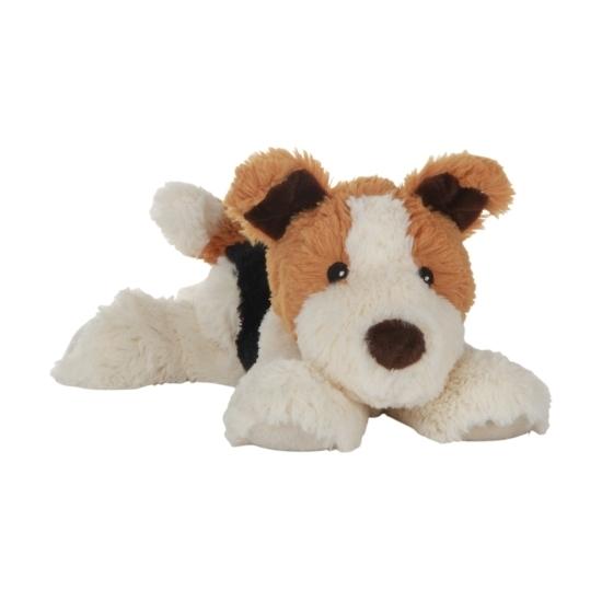 Afbeelding: Warme knuffel kruik hond huisdier 18 cm