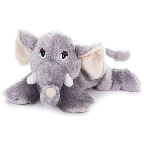 Warme knuffel kruik olifant 18 cm
