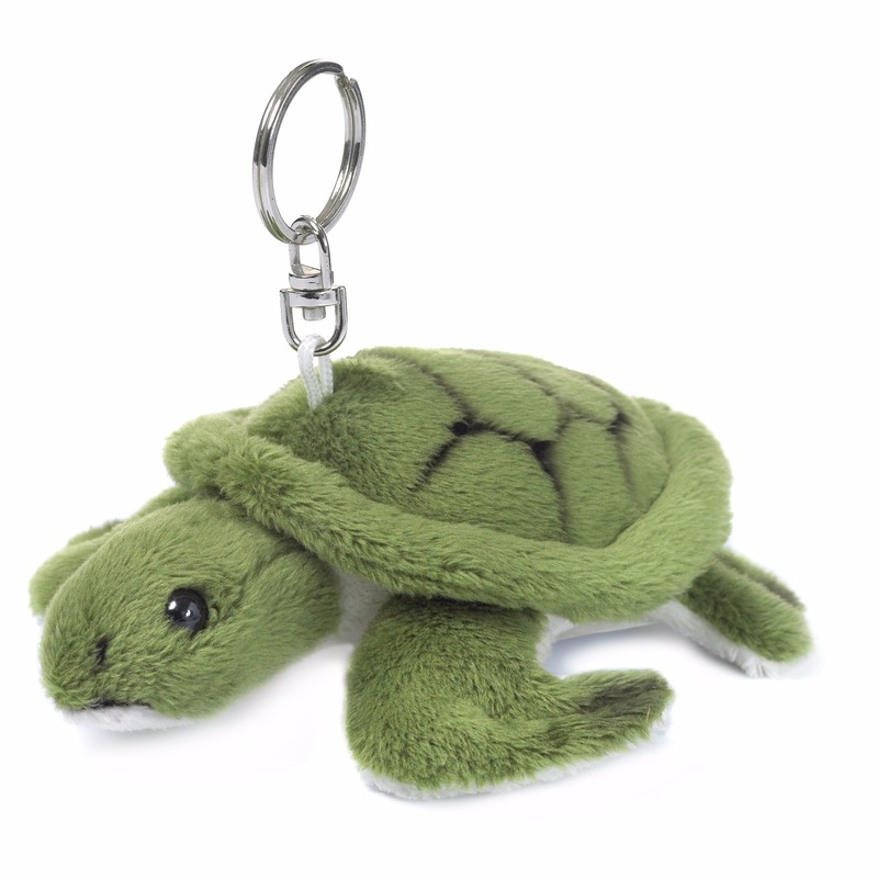 WNF sleutelhanger knuffel schildpad