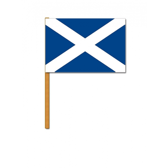 Zwaaivlaggetjes Schotland