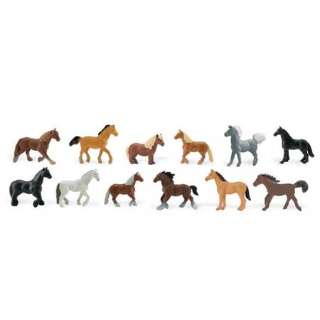 Decoratie Paarden 12 Stuks Bestellen Voor 14 99 Bij Het Knuffelparadijs